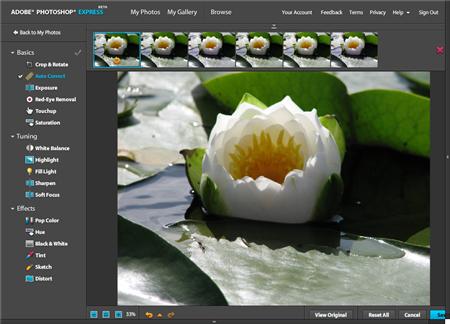 Siete alternativas a Photoshop en la nube de forma gratuita 36