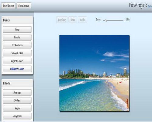 picmagick Siete alternativas a Photoshop en la nube de forma gratuita