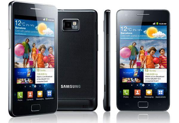Ice Cream Sandwich -Android 4.0- llegará a Samsung Galaxy SII el 15 de marzo