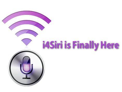 i4Siri, el port de Siri para iPhone 3GS / 4 y iPad 2 completamente legal