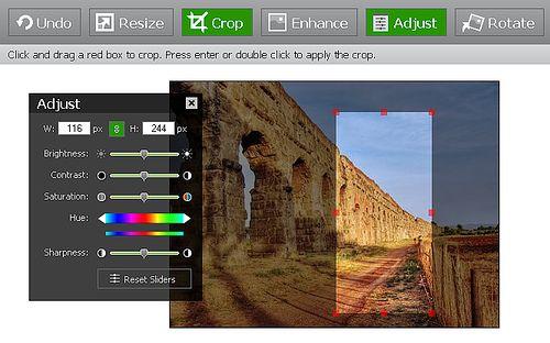 snipshot Siete alternativas a Photoshop en la nube de forma gratuita