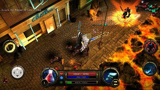 Impresionante juego gratuito llega a Android: SoulCraft 29
