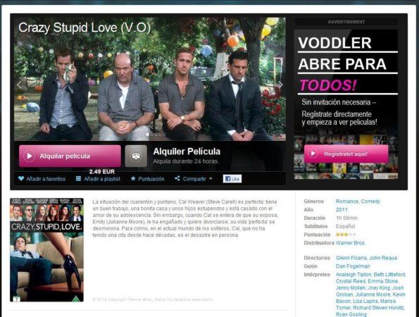 Voddler se presenta oficialmente en España 30