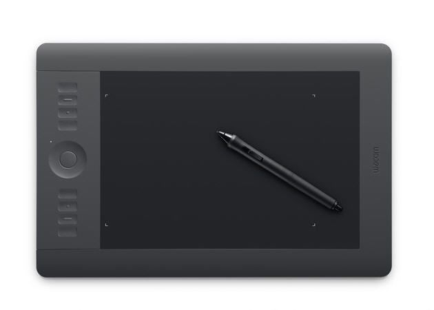 Wacom presenta sus nuevas tabletas gráficas Intuos5