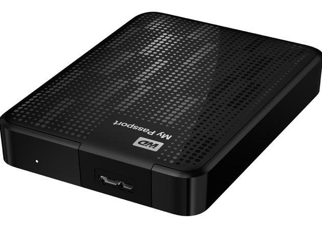 WD presenta su nueva generación MyPassport con unidades de 2 Tbytes