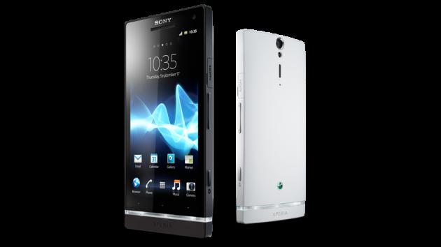 xperia s black white 45degree android smartphone 940x529 630x354 Sony XPERIA S: precio, características y especificaciones