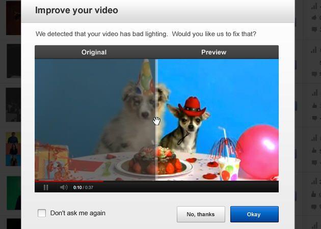 YouTube arregla tus vídeos para que se vean mejor 29