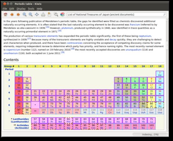 El saber no ocupa lugar, ¿o sí? Descarga Wikipedia: 9,7 Gbytes