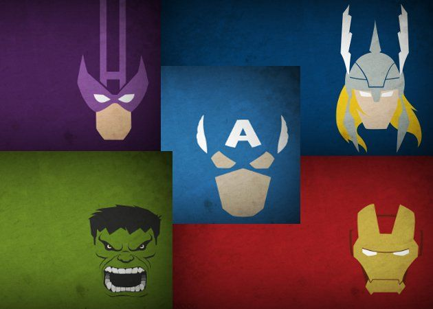 BloopsSuperheroWallpaper