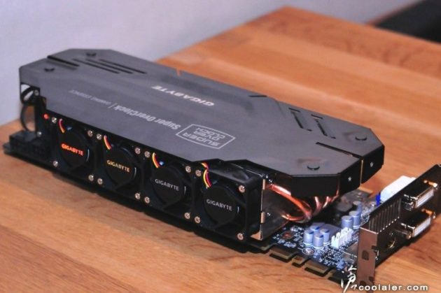 GIGABYTE prepara la superGPU GTX 680 SuperOverclock WindForce 5X 29