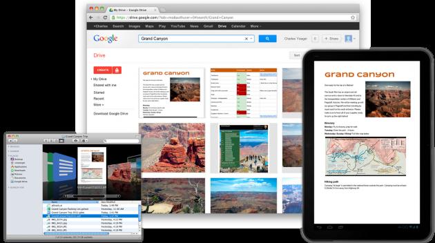 Google Drive ya es oficial