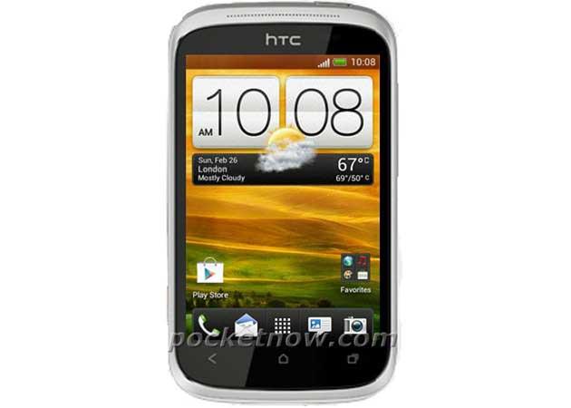 HTC Golf, smartphone económico con Android ICS 29