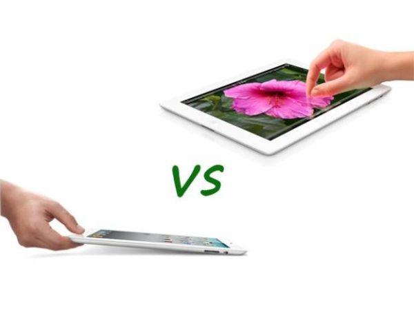 Rendimiento nuevo iPad vs iPad 2, CPU y GPU