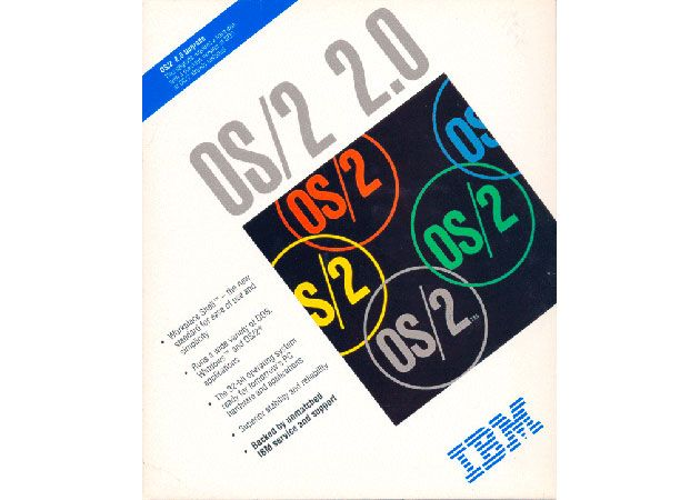 "25 años de IBM OS/2, ""un Windows mejor que Windows"" (I)"