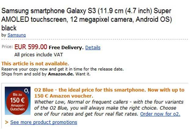 Amazon ya reserva el Galaxy S III con detalles jugosos 28