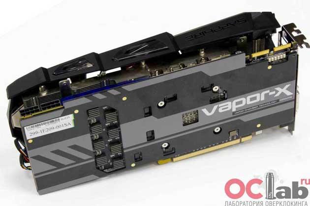 Al detalle la espectacular Sapphire Radeon HD 7970 con 6GB 30