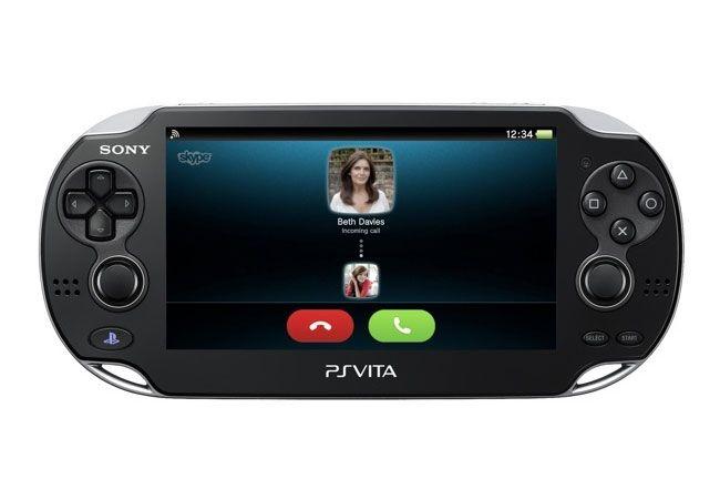 Skype llega mañana a PS Vita 28