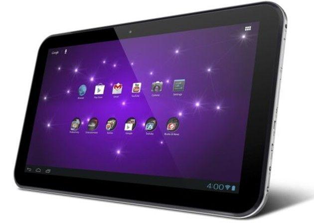 Toshiba anuncia tabletas Excite de 7, 10 y 13 pulgadas 29