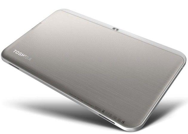 ToshibaExcite 2 Toshiba anuncia tabletas Excite de 7, 10 y 13 pulgadas