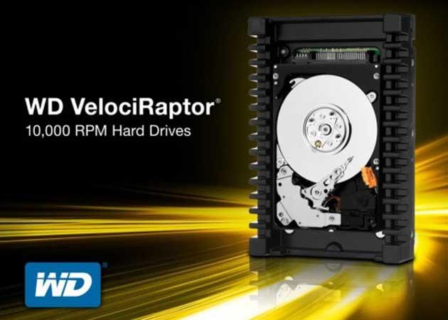 WD Velociraptor, el disco duro más rápido ahora con 1 TB 38