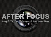 AfterFocus, consigue efectos DSLR con la cámara de tu Android 42