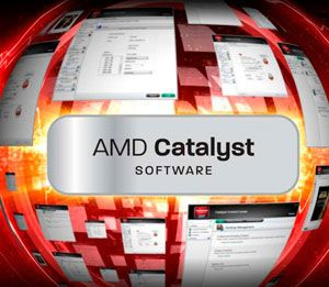 Drivers AMD Catalyst 12.4