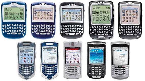 RIM podría vender licencias de BlackBerry OS 31