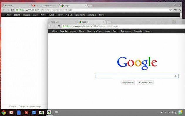 Google integrará Google Drive en Chrome OS