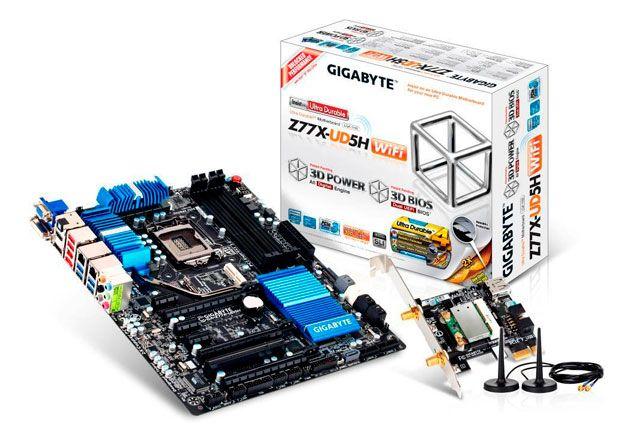 GIGABYTE Z77X-UD5H, placa sobresaliente para PC PowerPlay