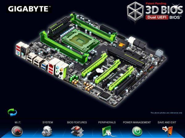 GIGABYTE 3D BIOS, exprime el potencial de tu ordenador 27