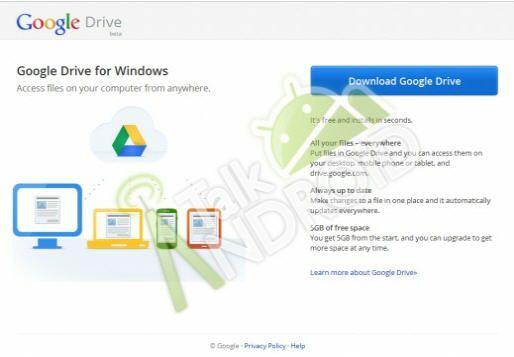 Google Drive llegará la semana que viene con 5 Gbytes para cuentas gratuitas 36