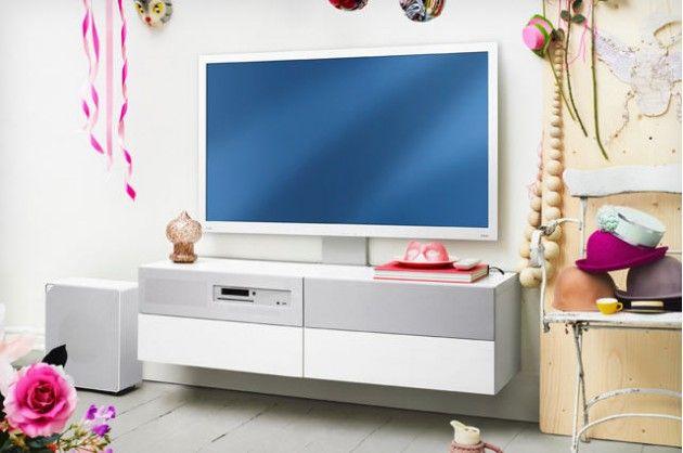 Ikea nos venderá muebles con TV integradas en otoño de 2012