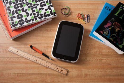 Intel Studybook, un tablet para estudiantes