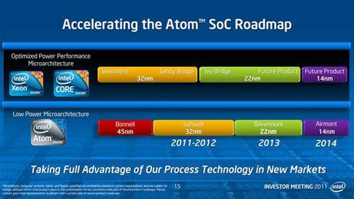 Intel Atom Z2580, primer chip de 14 nanómetros 30