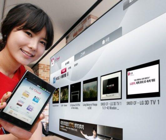 LG lanza mañana servicio de almacenamiento en la nube: LG Cloud 31
