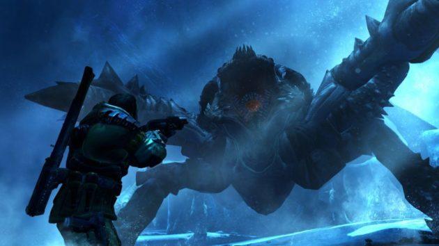 Tráiler de Lost Planet 3, el último título de Capcom 29
