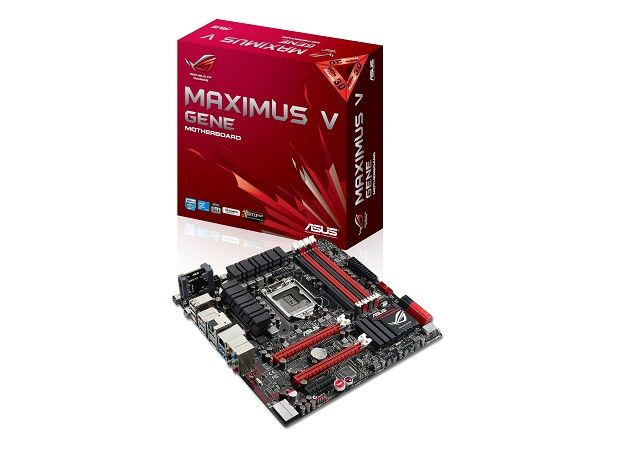 Placa base ASUS Maximus V Gene, Intel Z77 35