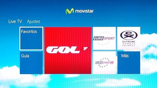 Movistar Imagenio en Xbox: crónica de un despropósito 28
