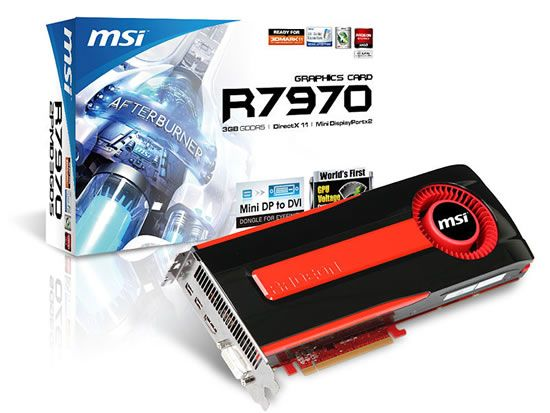 AMD rebaja las Radeon HD 7900 para competir con NVIDIA Kepler 29