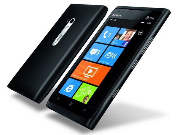 El Nokia Lumia 900, agotado en AT&T 30