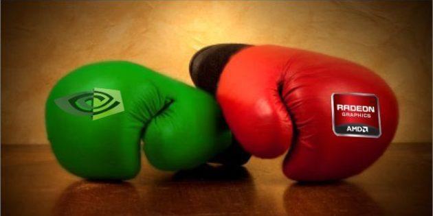 PS4 y Xbox 720 apostarán de lleno por AMD, bye bye NVIDIA