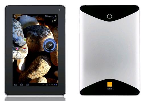 Orange Tahití, tablet Android 3G de 7 pulgadas 29