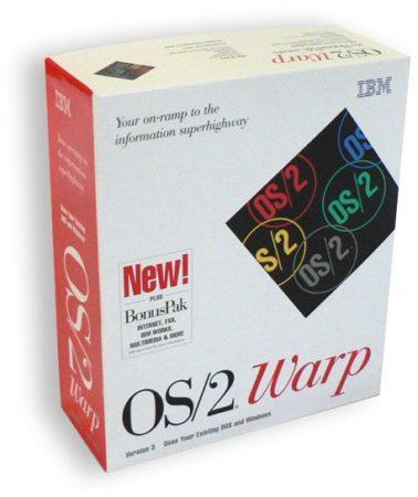 """25 años de IBM OS/2, """"un Windows mejor que Windows"""" (I) 32"""