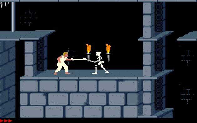 Mechner publica el código fuente del Prince of Persia 30
