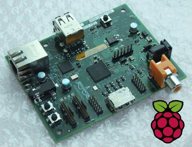 Comienzan los envíos de los Raspberry Pi