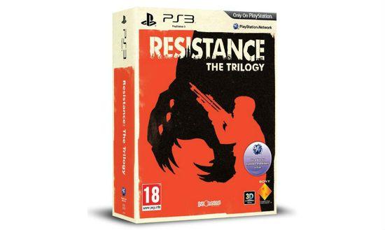 Resistance Trilogy llegará a PS3 el 16 de mayo