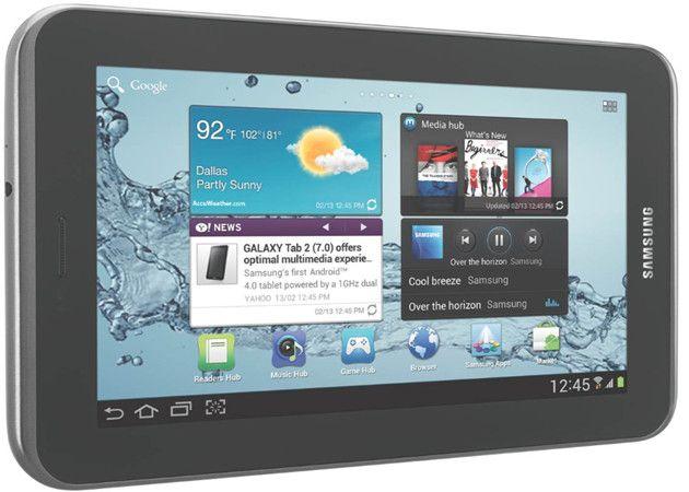 Amazon pone a la venta el Galaxy Tab 2 por 250 dólares 31