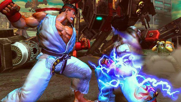 Street Fighter X Tekken para PS Vita, tráiler oficial 29