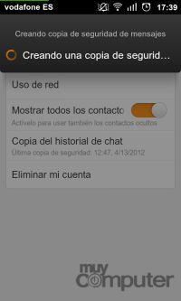 whatsapp pc12Guarda las conversaciones, fotos y archivos de WhatsApp en tu PC
