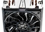 Cooler Master presenta su nuevo disipador para CPU Hyper 412 Slim 34